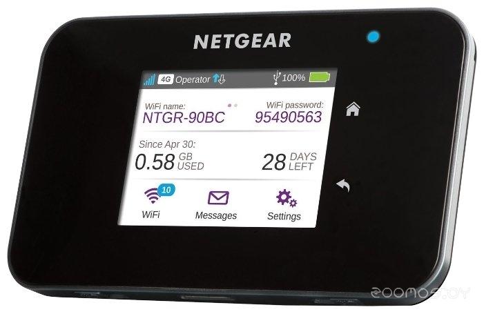 Беспроводной маршрутизатор NETGEAR AirCard 810