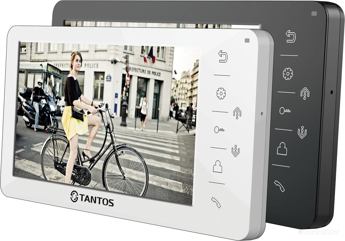 Видеодомофон Tantos Amelie (White)