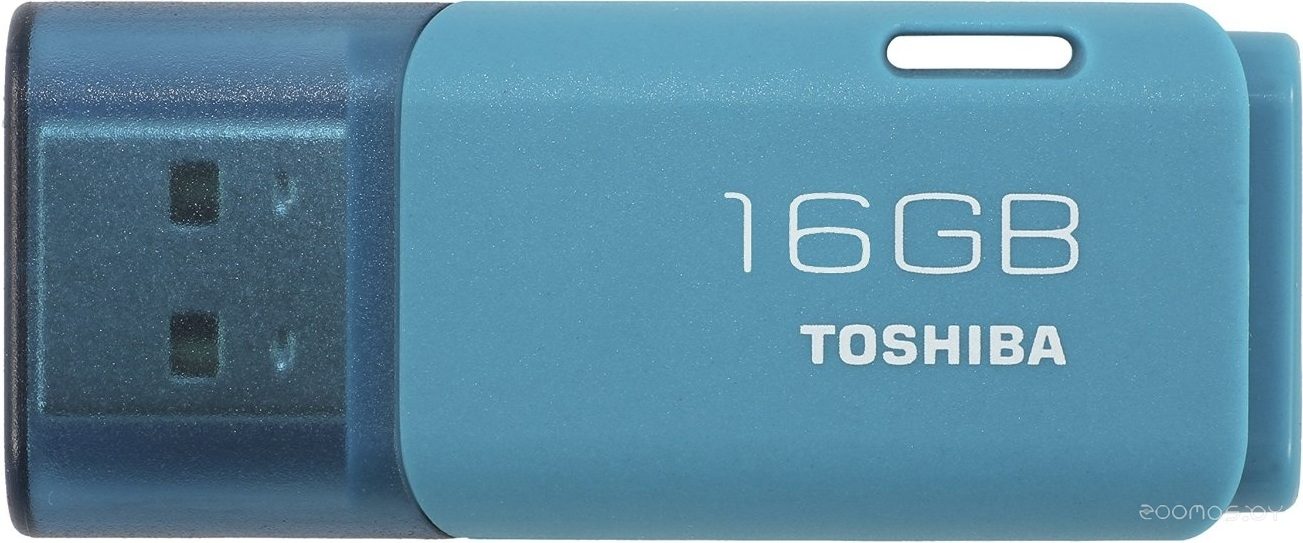 USB Flash Toshiba TransMemory U202 16GB (Teal)