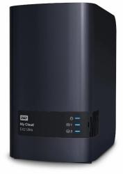 Western Digital My Cloud EX2 Ultra (WDBVBZ0000NCH)