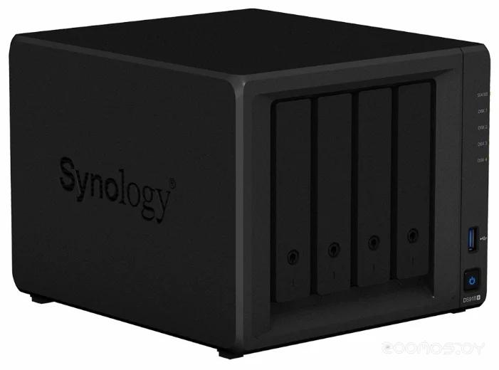 Сетевой накопитель SYNOLOGY DS918+