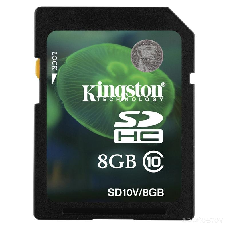 Карта памяти Kingston SDCS/16GB