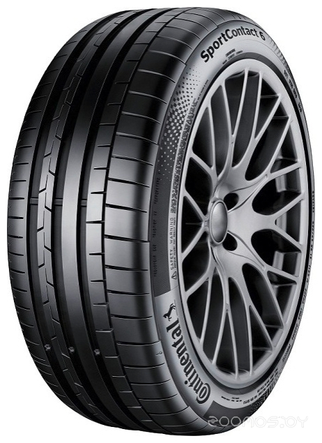 SportContact 6 265/45 R20 108Y