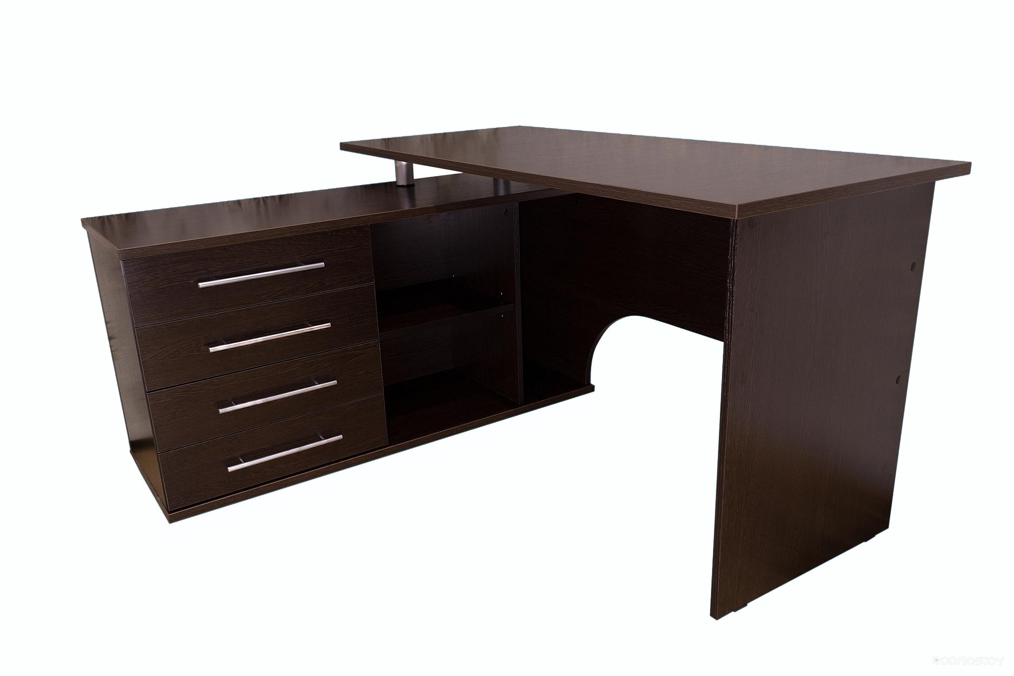 Компьютерный стол Сокол КСТ-109 (Левый, Венге)