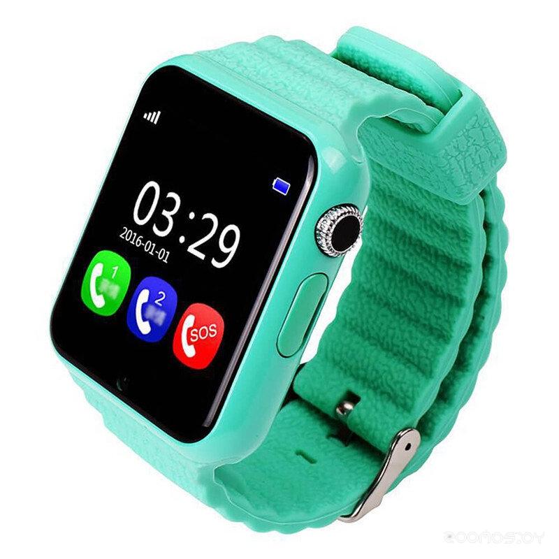Умные часы Wonlex Smart Age Watch GW800S