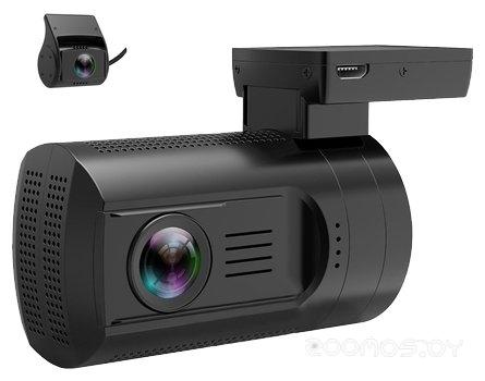 Автомобильный видеорегистратор TrendVision Mini 2CH GPS