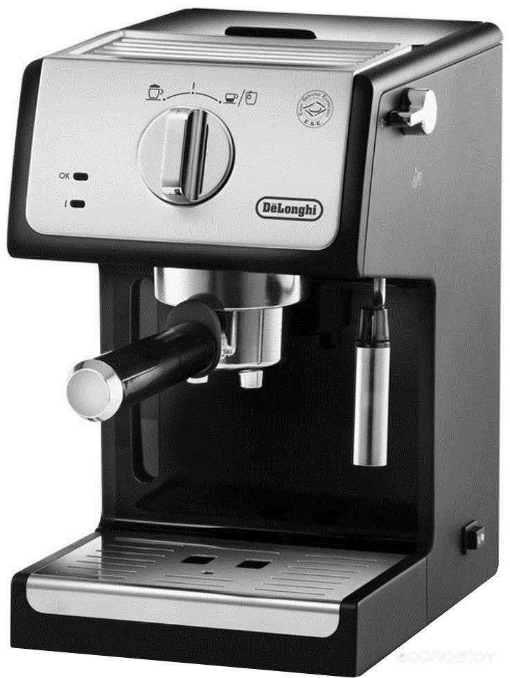 Кофемашина Delonghi ECP 33.21.BK