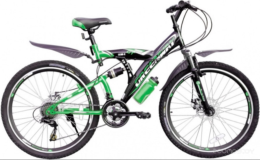 Велосипед Greenway LX-300-H Super GT (2016) 18.5 (Green)