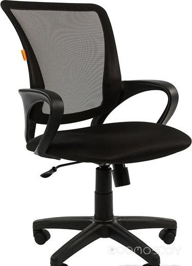 Офисное кресло CHAIRMAN 969 (черный)