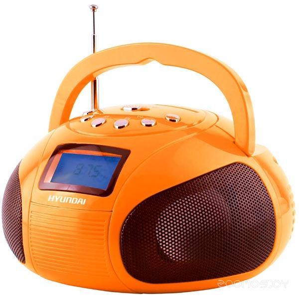 Магнитола Hyundai H-PAS120 (Orange)