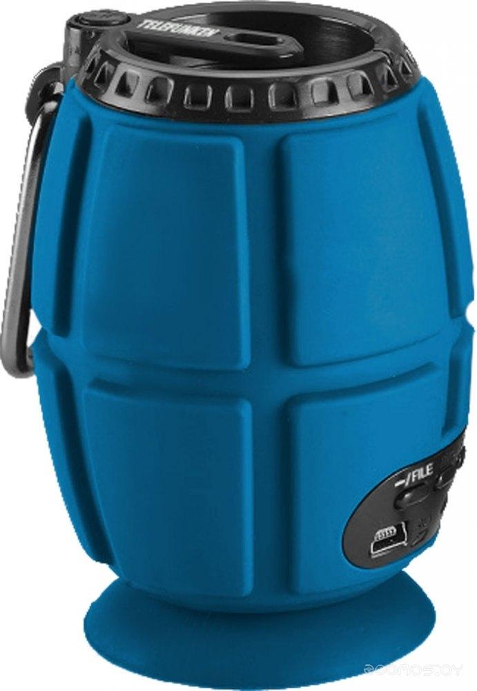 Портативная акустика TELEFUNKEN TF-PS1232B (Blue)