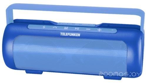 Портативная акустика TELEFUNKEN TF-PS1231B (Blue)