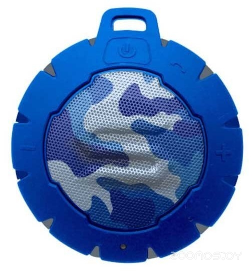 Портативная акустика Soul Electronics Storm (Camo Blue)