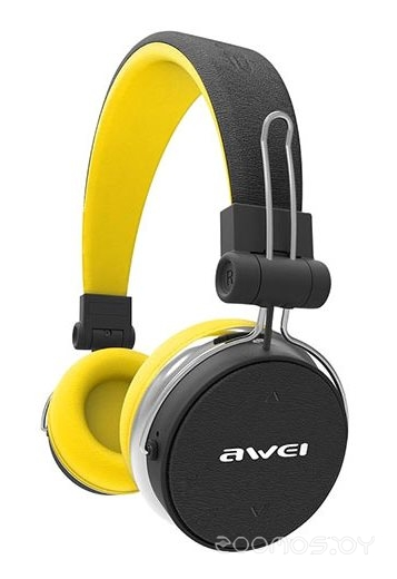 Наушники Awei A700BL (Black-Yellow)