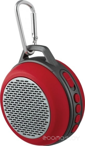 Портативная акустика Perfeo Solo (Red)