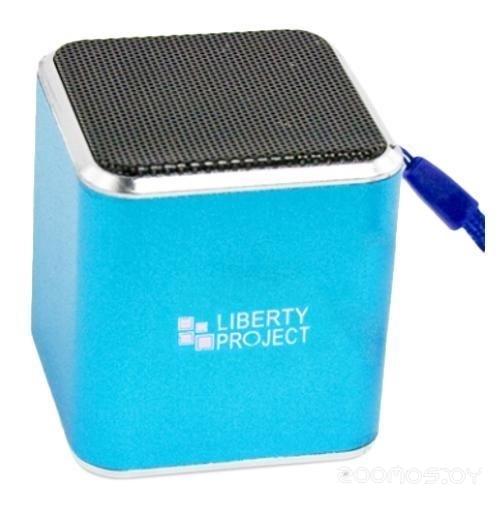 Портативная акустика Liberty Project Project M1 (Blue)