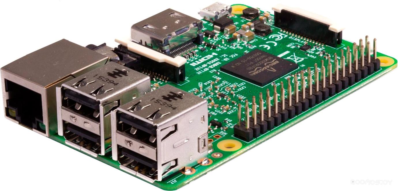 Компьютер Raspberry Pi 3 Model B