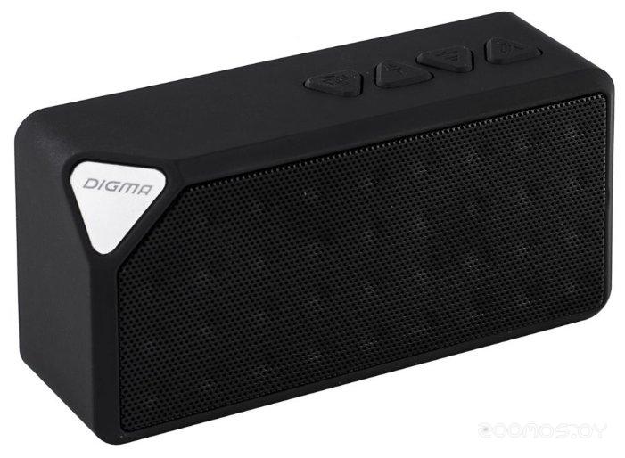 Портативная акустика DIGMA S-20