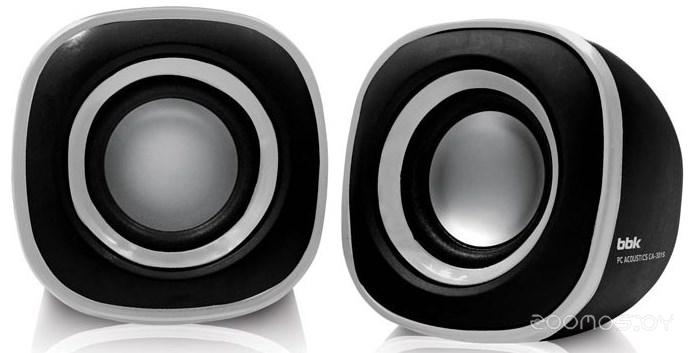 Компьютерная акустика BBK CA-301S (Black-Metallic)