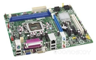 Материнская плата Intel DH61CR
