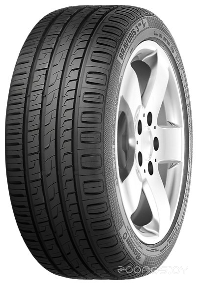 Barum Bravuris 3HM 275/45 R19 108Y