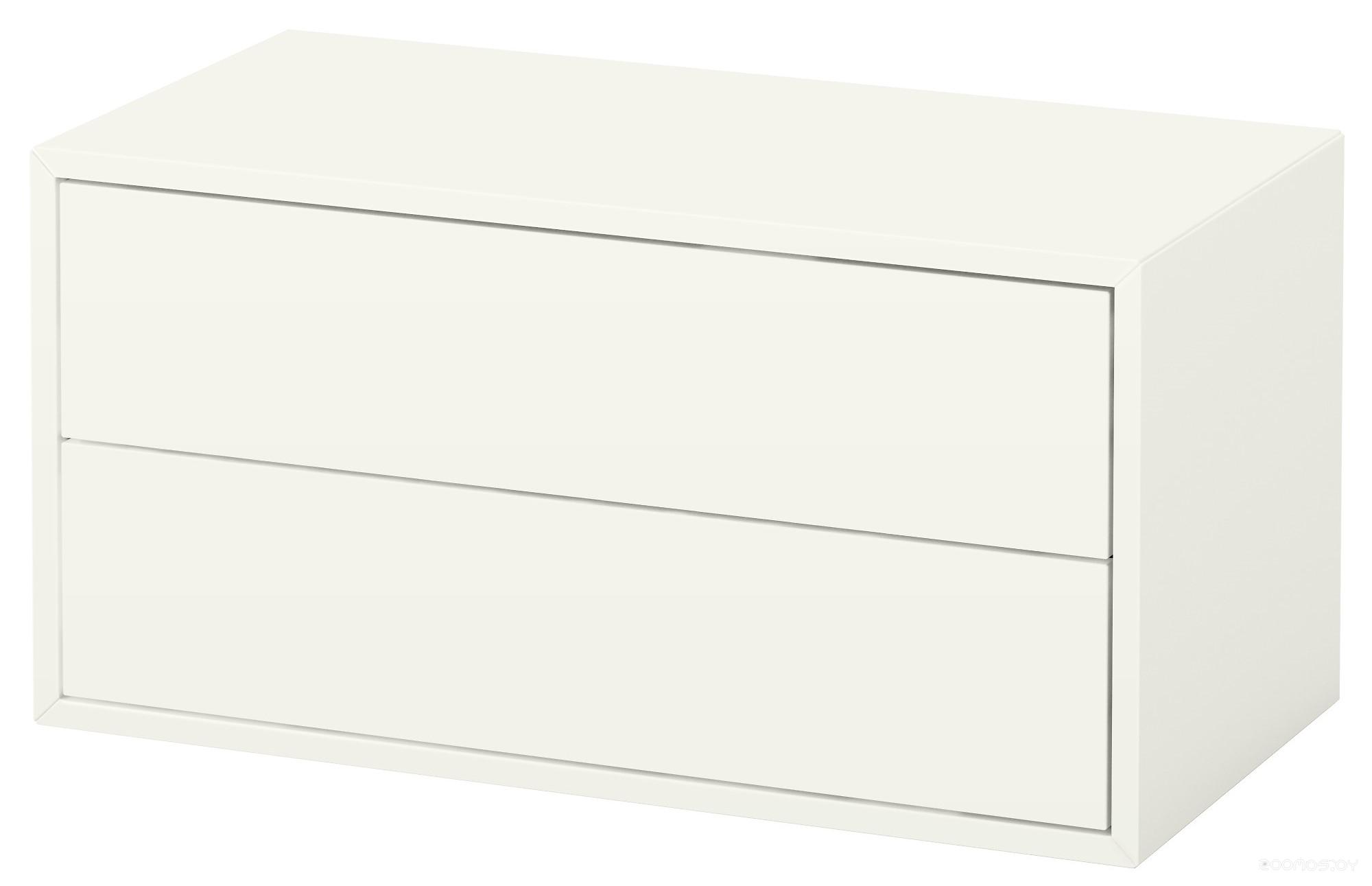 Шкаф 2-х секционный Ikea ЭКЕТ