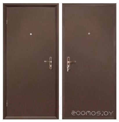 Металлические двери Промет Б2 Профи (85x205, левая)