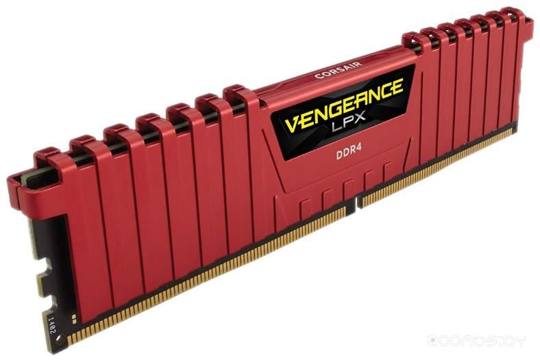 Модуль памяти Corsair CMK8GX4M2B3200C16R