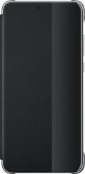 Huawei P20 Smart View Flip Cover (Black)