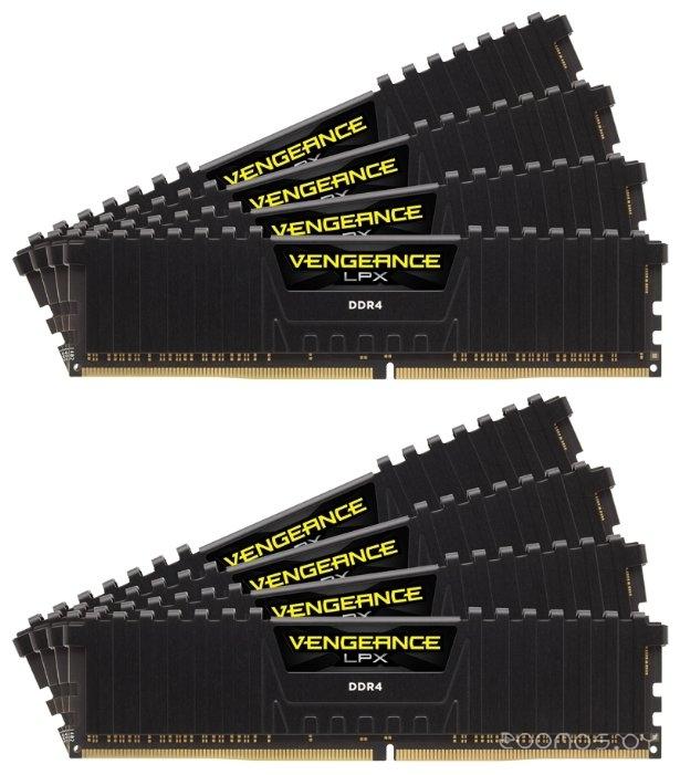 Модуль памяти Corsair CMK128GX4M8X3600C18