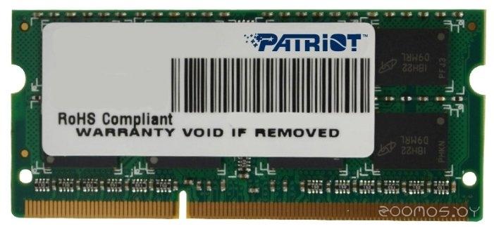 Модуль памяти Patriot Memory PSD38G13332S