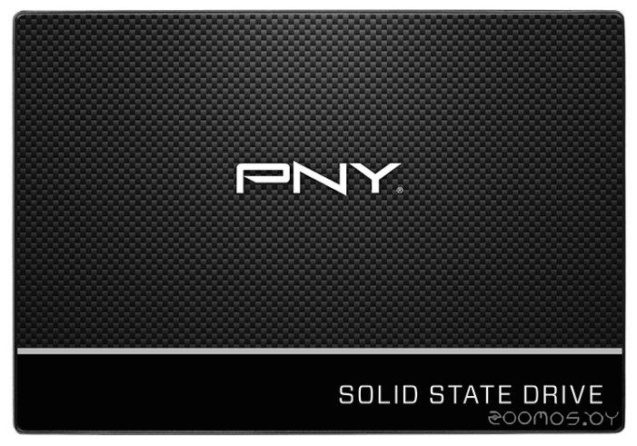 Внешний жёсткий диск PNY SSD7CS900-240-PB