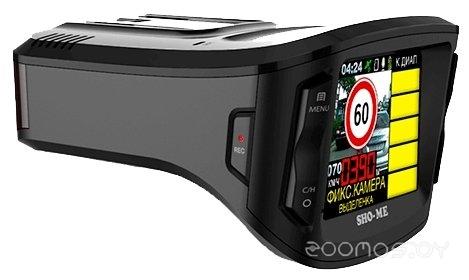Автомобильный видеорегистратор Sho-Me Combo №5 А12