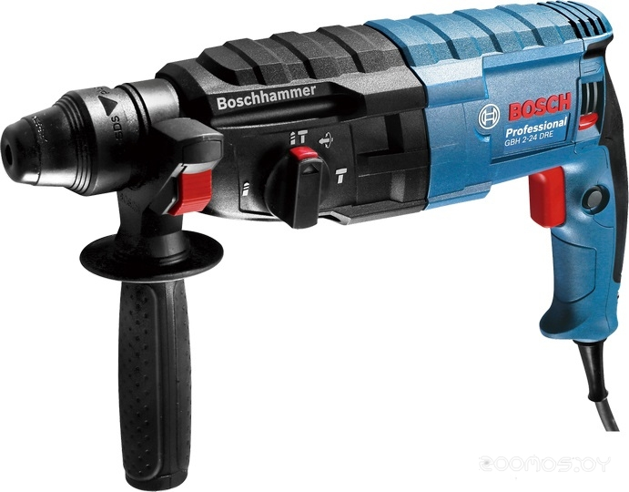 Перфоратор Bosch GBH 2-24 DRE (Выгодный набор + подарок)
