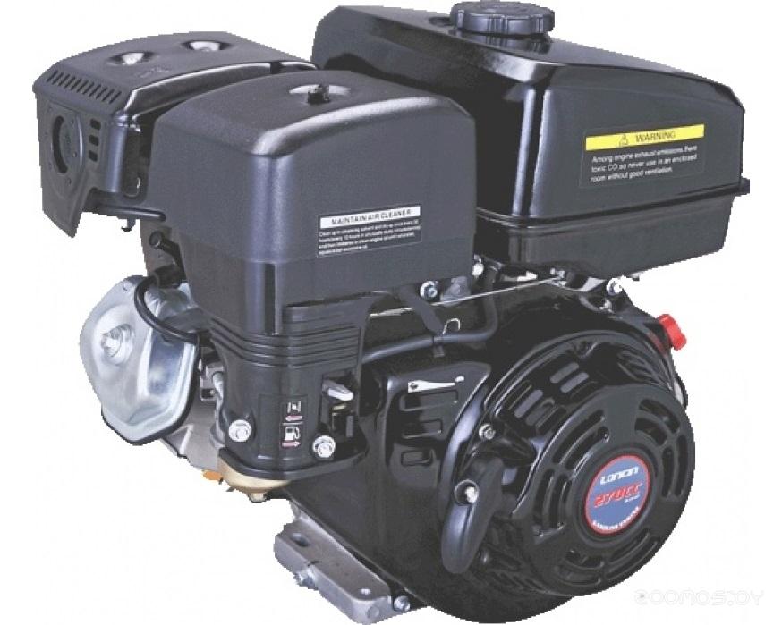 Двигатель Loncin G270FA