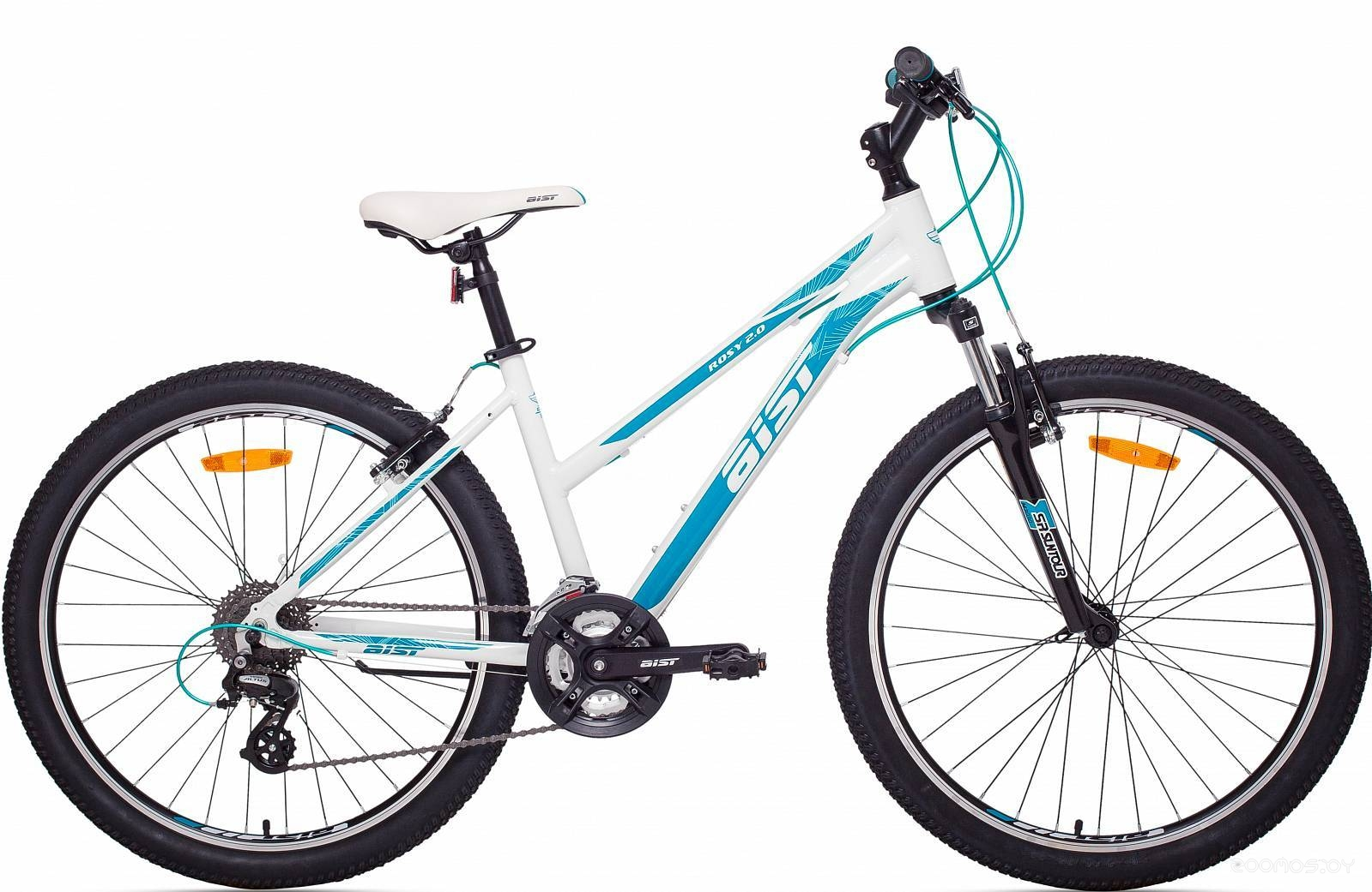 Велосипед Aist Rosy 2.0 (белый, 2017)