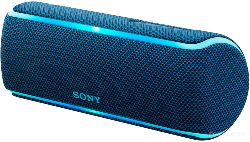 Портативная акустика Sony SRS-XB21 (Blue)