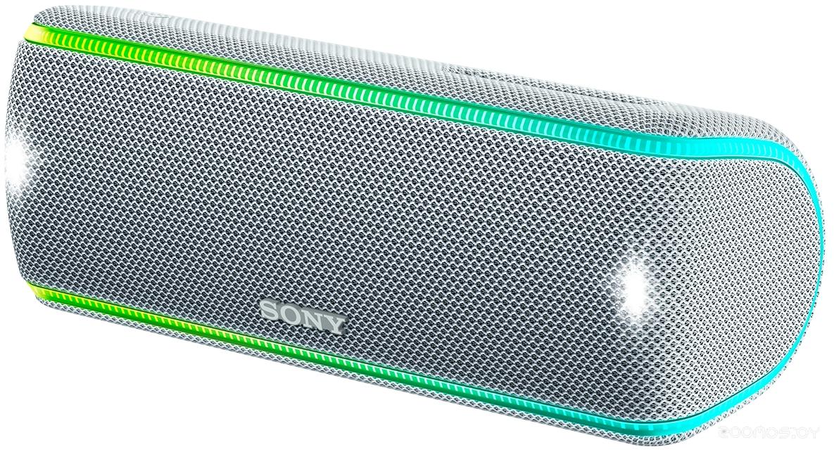 Портативная акустика Sony SRS-XB31 (White)