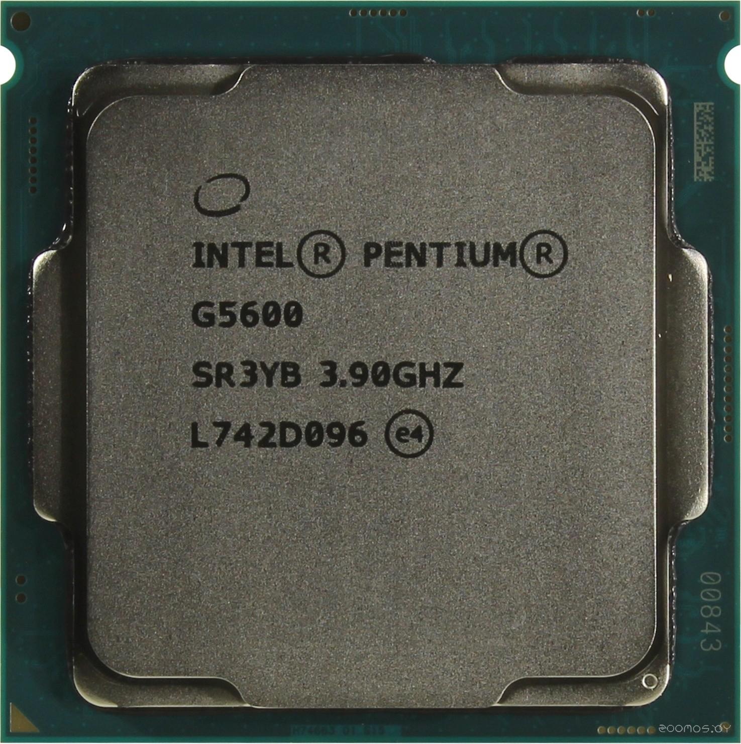 Процессор Intel Pentium Gold G5600 (BOX)