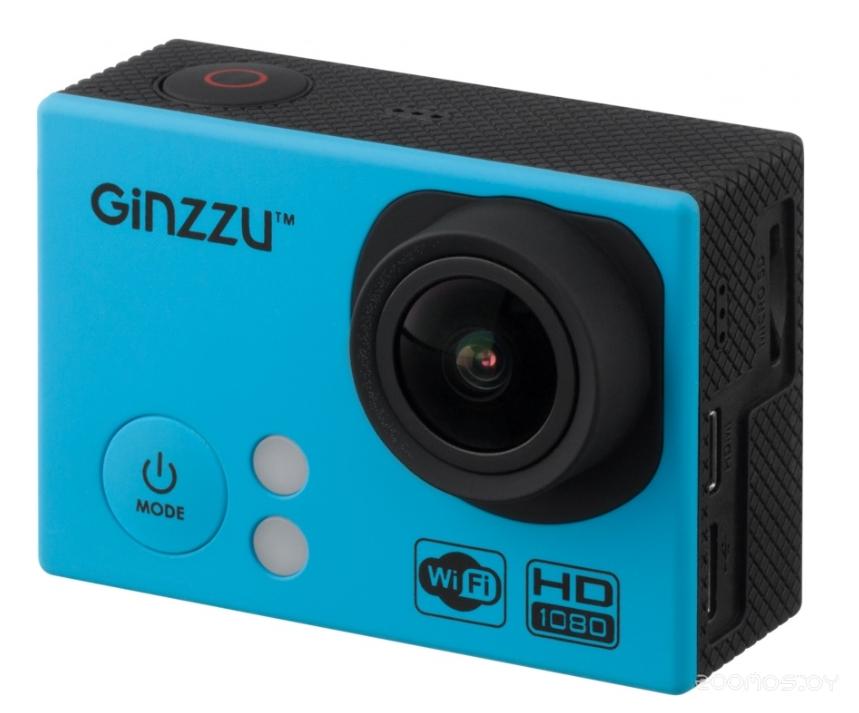 Экшн-камера Ginzzu FX-120GL