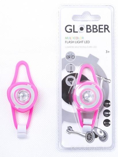 Фонарь Globber (522-110) розовый