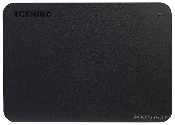 Внешний жёсткий диск Toshiba Canvio Basics (new) 1TB