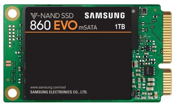 Внешний жёсткий диск Samsung MZ-M6E1T0BW