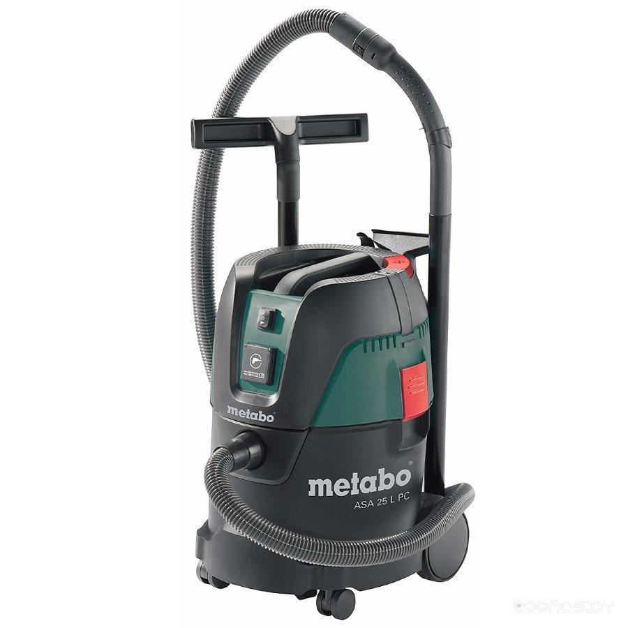 Промышленный пылесос Metabo ASA 25 L PC