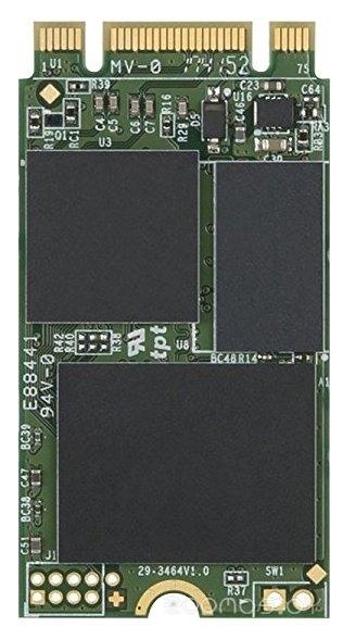 Внешний жёсткий диск Transcend TS128GMTS400S