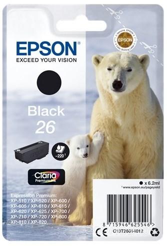 Картридж Epson C13T26014012