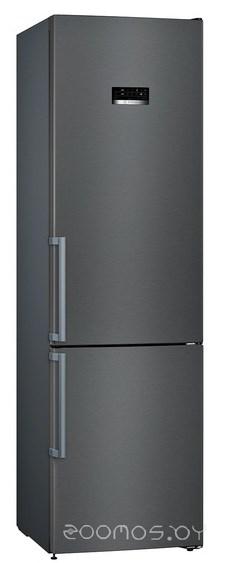 Холодильник с нижней морозильной камерой Bosch KGN39XC3OR