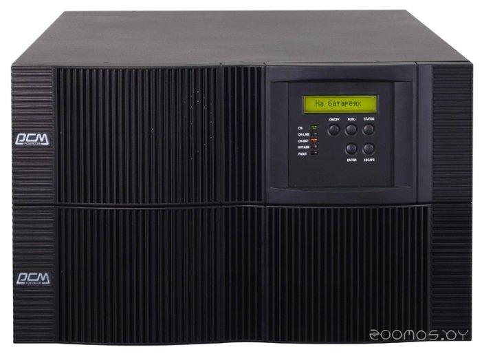 Источник бесперебойного питания Powercom Vanguard VRT-6000