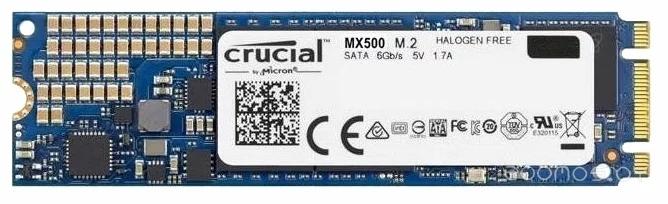Внешний жёсткий диск Crucial CT1000MX500SSD4