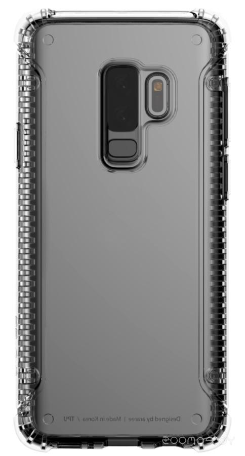 Чехол Araree Megabolt S9 для Samsung Galaxy S9 Plus (прозрачный)